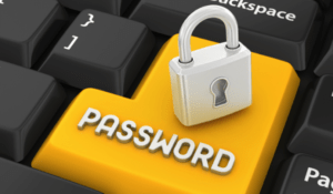 how to manage passwords online!