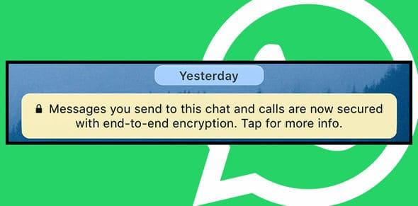 safe whatsapp