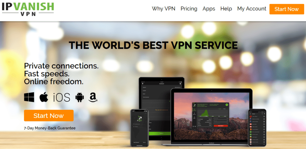 vpn for streaming - ipvanish