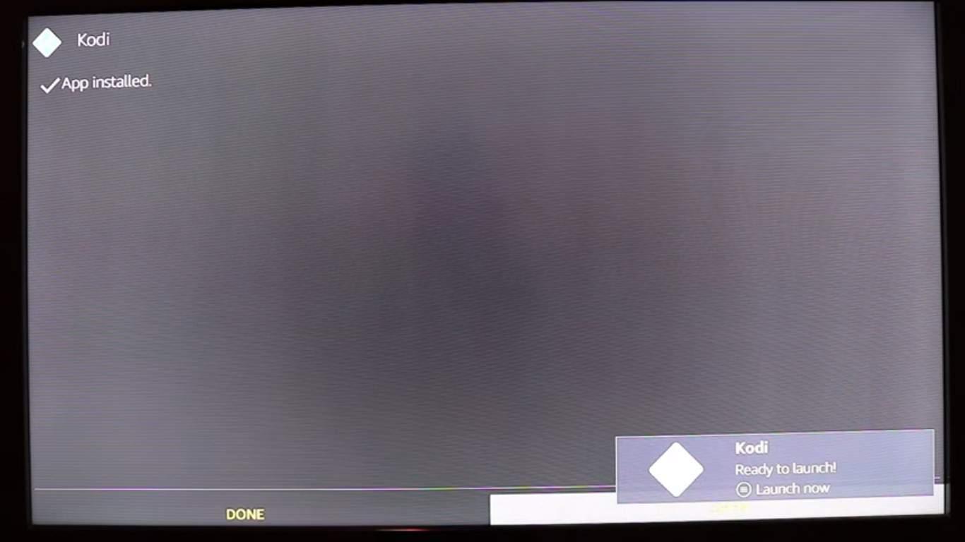 Kodi on Amazon Fire TV Stick